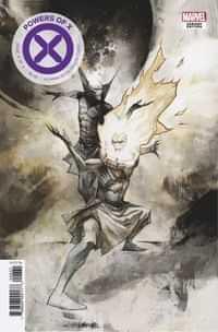 Powers of X #6 Variant 10 Copy Huddleston Var