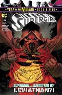 Supergirl #35 CVR A