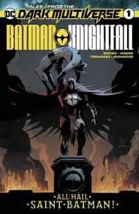 Tales From The Dark Multiverse One-Shot Batman Knightfall
