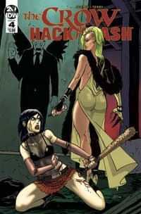 Crow Hack Slash #4