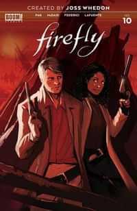 Firefly #10 CVR A Garbett