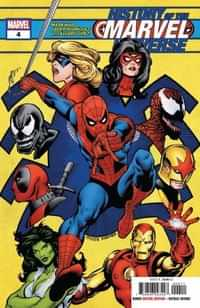 History of Marvel Universe #4