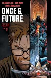 Once and Future #3