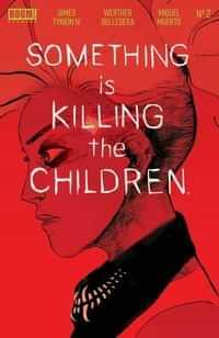 Something Is Killing Children #2 CVR A