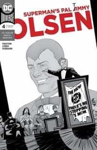Supermans Pal Jimmy Olsen #4 CVR A