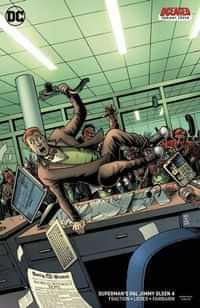 Supermans Pal Jimmy Olsen #4 CVR B
