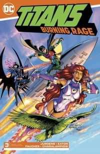 Titans Burning Rage #3