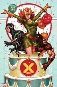 X-Men #1 Variant Brooks Party