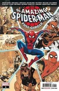 Amazing Spider-Man One-Shot Full Circle