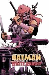 Batman Curse of the White Knight #4 CVR A