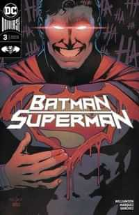 Batman Superman #3 CVR A