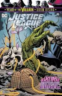 Justice League Dark #16 CVR A