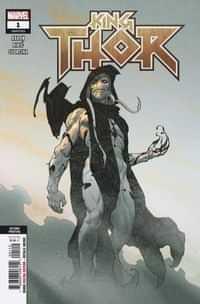 King Thor #1 Second Printing Ribic Var