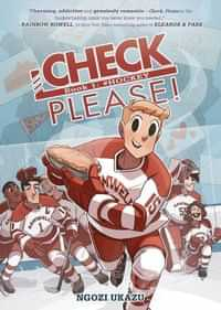 Check Please Hockey GN