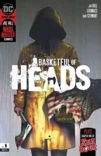 Basketful of Heads #1 CVR A