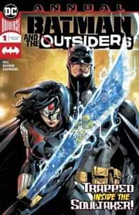 Batman and the Outsiders Annual 2019
