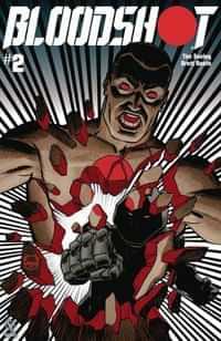 Bloodshot #2 CVR B Johnson