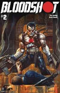 Bloodshot #2 CVR C Bisley