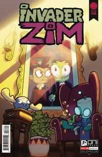 Invader Zim #48 CVR B