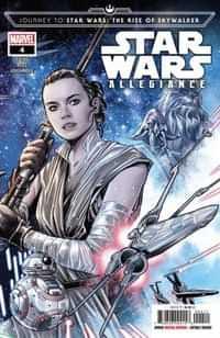 Journey Star Wars Rise Skywalker Allegiance #4