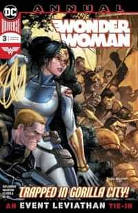 Wonder Woman Annual 2019
