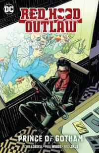 Red Hood Outlaw TP Prince of Gotham
