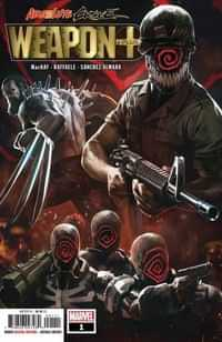 Absolute Carnage One-Shot Weapon Plus