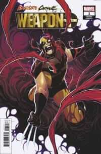 Absolute Carnage One-Shot Weapon Plus Variant 25 Copy Scalera Codex