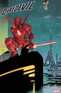 Daredevil #13 Variant Shalvey 2099 Var