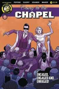 Going to the Chapel #3 CVR C Guidry