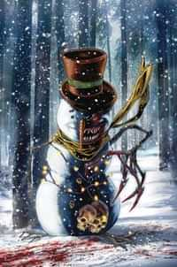 Grimm Fairy Tales 2019 Holiday Special CVR D Vitorino