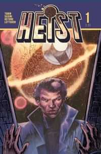 Heist How to Steal a Planet #1 CVR A
