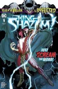 Infected One-Shot King Shazam