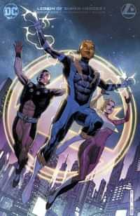 Legion of Super Heroes #1 CVR B Card Stock Cheung