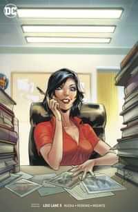 Lois Lane #5 CVR B