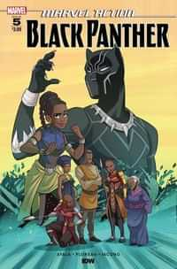 Marvel Action Black Panther #5
