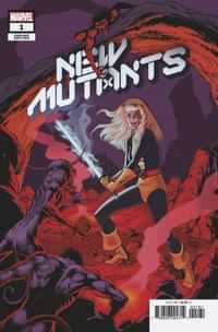 New Mutants #1 Variant 100 Copy Mcleod Hidden Gem
