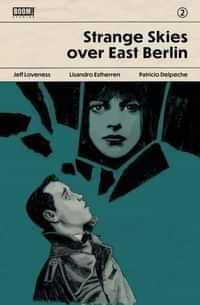 Strange Skies Over East Berlin #2 CVR B