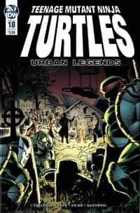 TMNT Urban Legends #18 CVR B Fosco and Larsen