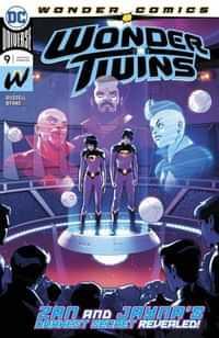 Wonder Twins #9
