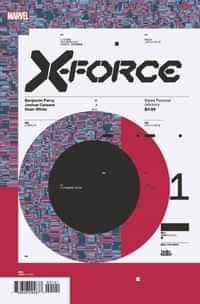 X-Force #1 Variant 10 Copy Muller Design