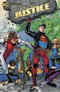 Young Justice #10 CVR B