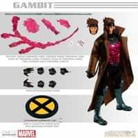 One-12 Collective Marvel AF Gambit