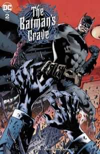 Batmans Grave #2 CVR A