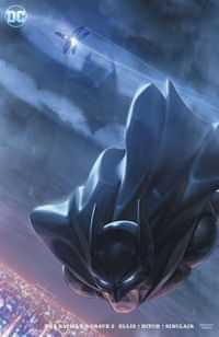Batmans Grave #2 CVR B