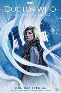Doctor Who 13th Holiday Special 2019 CVR A Caranfa
