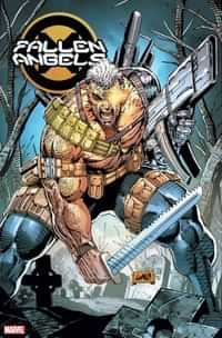 Fallen Angels #1 Variant 100 Copy Liefeld Hidden Gem