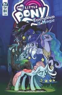 My Little Pony Friendship Is Magic #84 CVR A Kuusisto