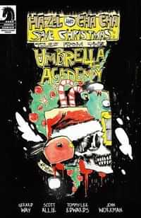 Umbrella Academy One-shot Hazel and Cha Cha Save Christmas CVR B