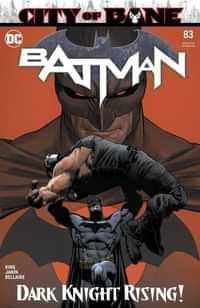 Batman #83 CVR A